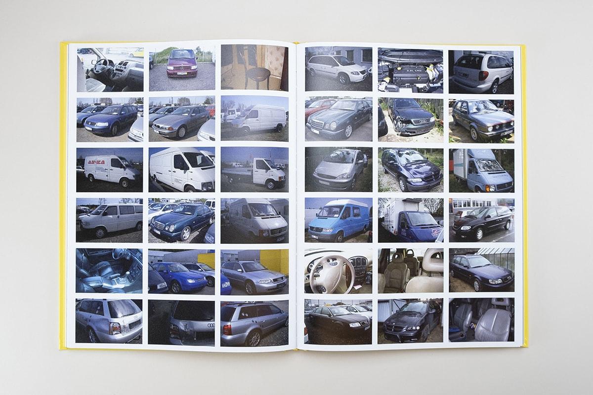 Diana Tamane - Flower Smuggler ©2020 Art Paper Editions