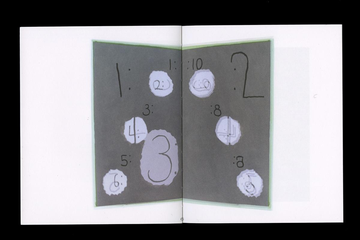 Time is an Arrow, Error 06 — Katja Mater, 2020