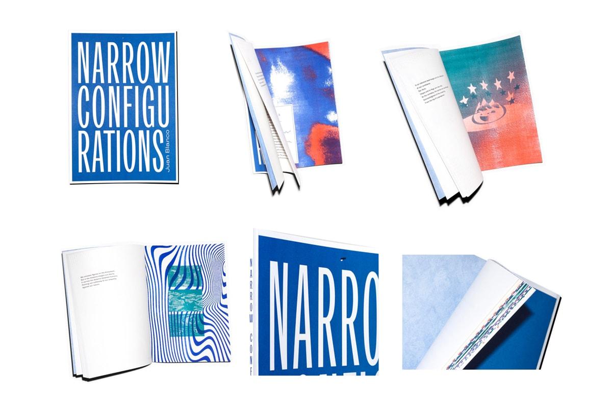 Narrow configuration — Juan Blanco, 2019